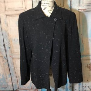 Lafayette New York 148 Career Blazer Jacket